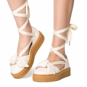 NWT Puma Fenty Creeper Lace Up Sandals SZ-8.5